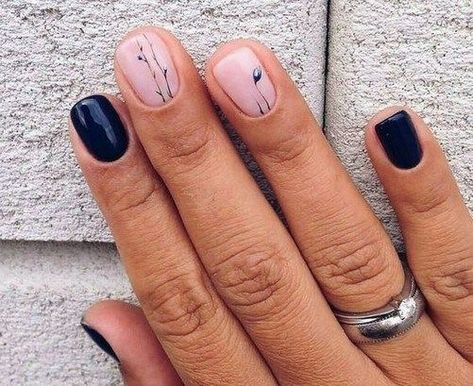 For another nails captivating design explanation , stopover this superb pin-image number 9487136914 now.