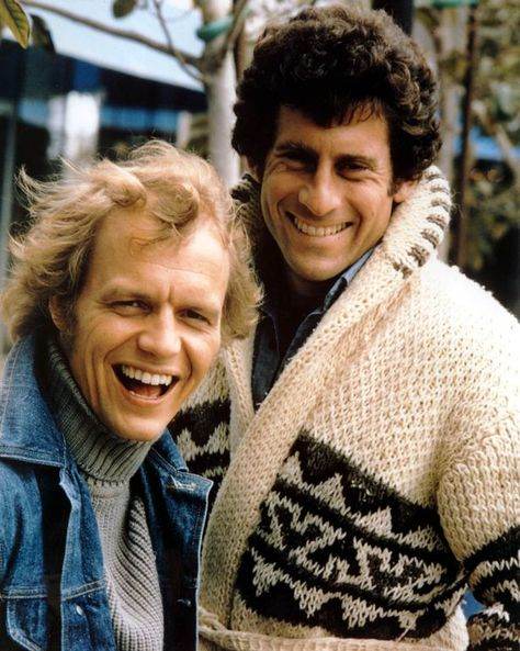The original 'Starsky and Hutch'.awesome blasts from the past.David Soul and Paul Michael Glaser