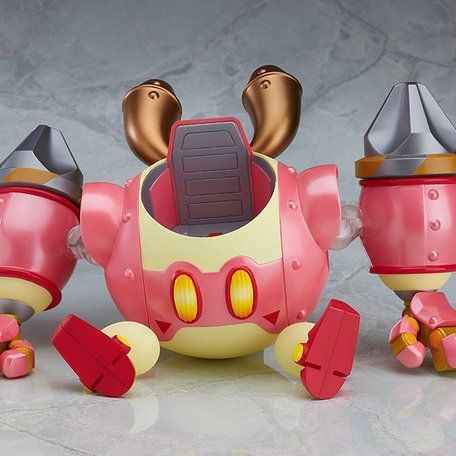 Kirby Beam Kirby Nendoroid Action Figure