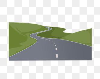 Asphalt Road Cartoon Illustration Highway Illustration Road Illustration Road Road Traffic Road Flat Road Cartoo Cartoon Illustration Cartoon Painting Clip Art