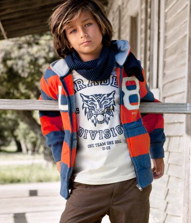 Cute fall outfit for Boys. H kids-fashion