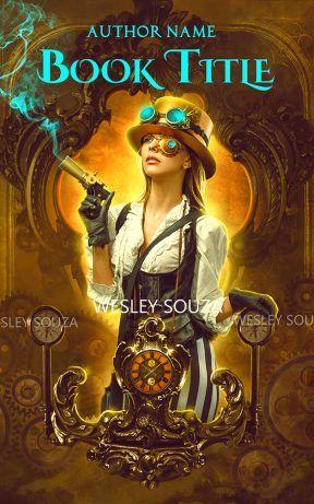 Premade Steampunk Book Covers The Book Cover Designer