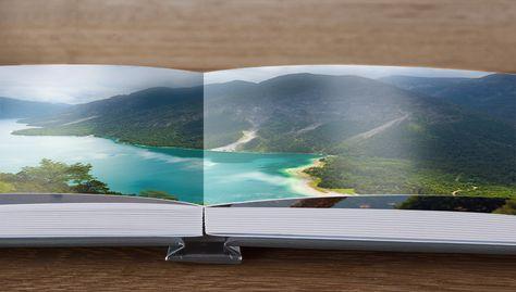 Echtfotobuch online erstellen und gestalten   WhiteWall