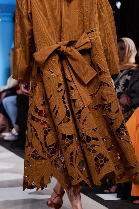Oscar de la Renta Spring 2020 Ready-to-Wear Collection - Vogue