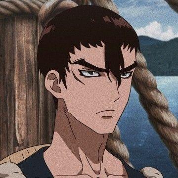 𝘥𝘳. 𝘴𝘵𝘰𝘯𝘦 𝘪𝘤𝘰𝘯 || 𝘣𝘺 𝘪𝘪𝘢𝘯𝘪𝘮𝘦𝘴𝘵𝘩𝘦𝘵𝘪𝘤𝘪𝘪 | Anime,  Anime characters, Stone