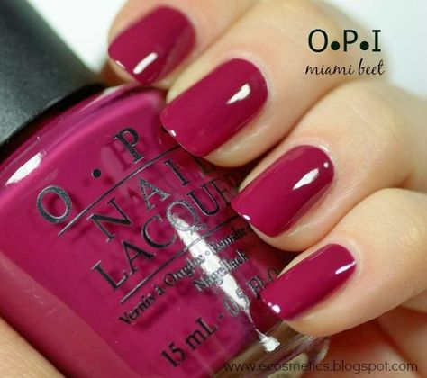 Winter Nails Polish Colors Designs - 55 Best Winter Nails - NailiDeasTrends