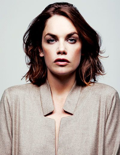 I really am in love with Ruth Wilson