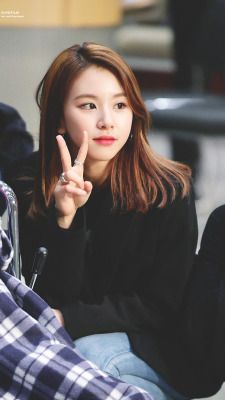 Tumblr Kpop Twice Jeongyeon Blue Aesthetic Wallpaper
