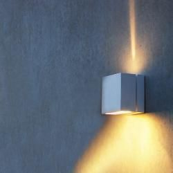 Lumini Brick 54 3 Wandleuchte Ip43 Breit Schmal Schwarznostraform Lumini Brick 54 3 Wall Light Ip43 Wide Narrow B In 2020 Wall Lights Wall Lamp Light