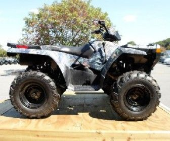 Used 2007 Polaris Sportsman 500 Four Wheeler Atv In Winston