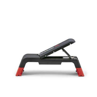 Reebok Studio Deck Aerobic Step Gym Platform Incline Flat Decline Workout Bench 5055436115588 Ebay In 2020 Aerobic Steps Step Workout Aerobics