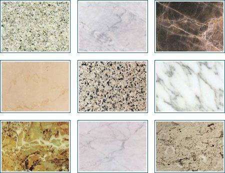 Natural Stone Countertops