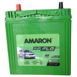 Amaron Flo 35 Ah Left Car Battery Car Batteries Nissan Motors