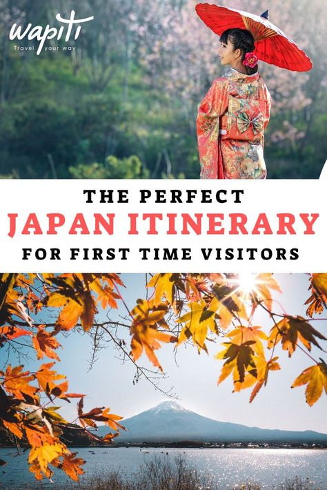 Japan itinerary | Japan travel | where to go in Japan | Japan travel tips | Japan travel destinations | Japan travel guide | beautiful places in Japan | how to travel to Japan | best things to do in Japan | a trip to Japan #Japan #travel #asia