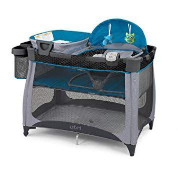 Urbini 4 In 1 Nesti Play Yard Blue Review Playpen Baby