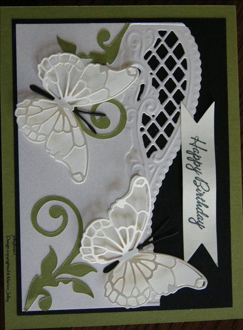 День предпринимателя, объемная открытки бабочка