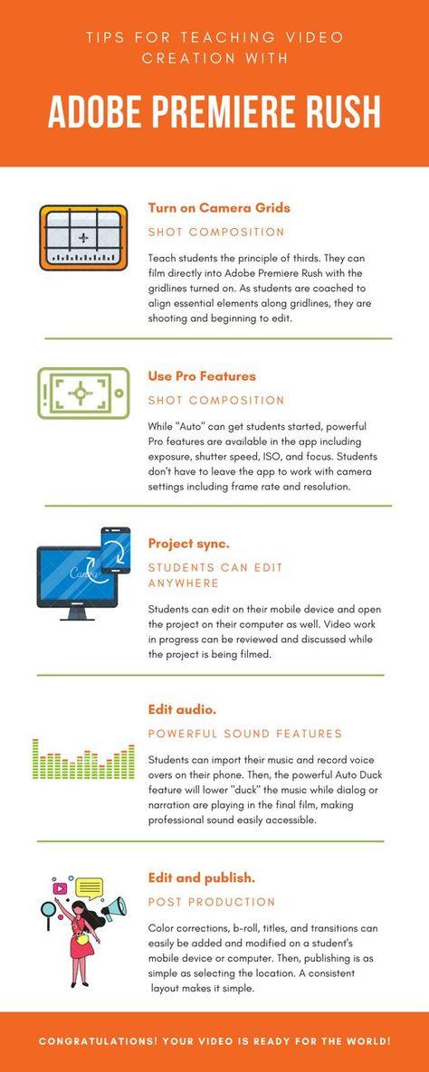 Tips for Teaching Video
