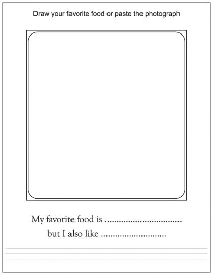 My Favorite Food Download Free My Favorite Food For Kids Best