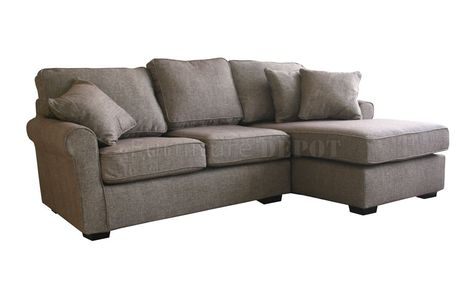 Sectional Sofas for Small Spaces   Contemporary Small ...