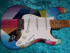 Image Result For Custom Paint Fender Stratocaster Fender