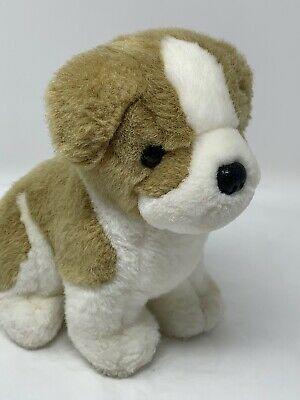 Vintage Windsor Collection Chosun Plush Puppy Dog Stuffed Animal 9 White Tan Ebay In 2020 Dog Stuffed Animal Pet Dogs Puppies Dogs And Puppies