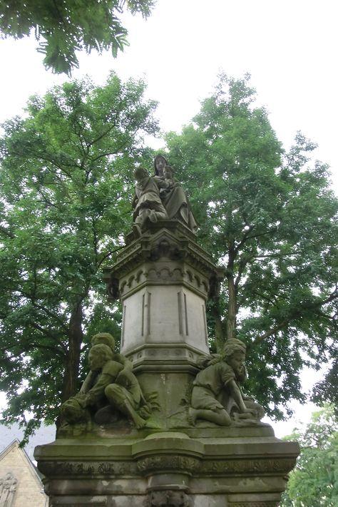 Pin Von Annemarie Ruther Auf K O L N Am Rhein In 2020 Brunnen Skulpturen Sankt Georg