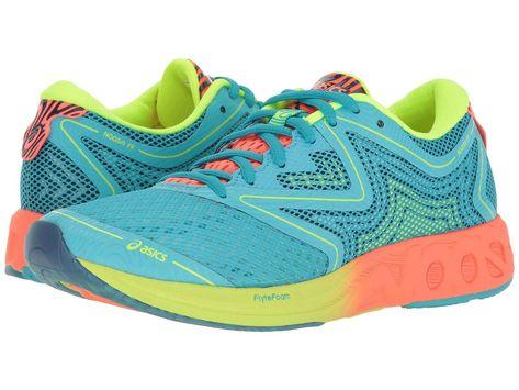ASICS Noosa FF (T772N 3906) Womens Running Shoes Aquarium