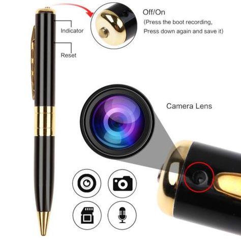 32GB Spy Hidden Camera Pen HD 1080P Video DV//DVR Camcorder Recorder Security Cam