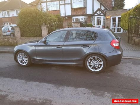 2006 Bmw 118d M Sport Fsh 79k Miles Cat N Damage Repaired No