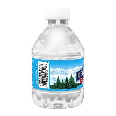 Ice Mountain Brand 100 Natural Spring Water 12pk 8 Fl Oz Mini Bottles In 2020 Mini Water Bottles Natural Spring Water Mini Bottles