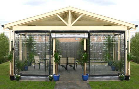 Blind Outdoor Bistro Shp 120x240cm Clr