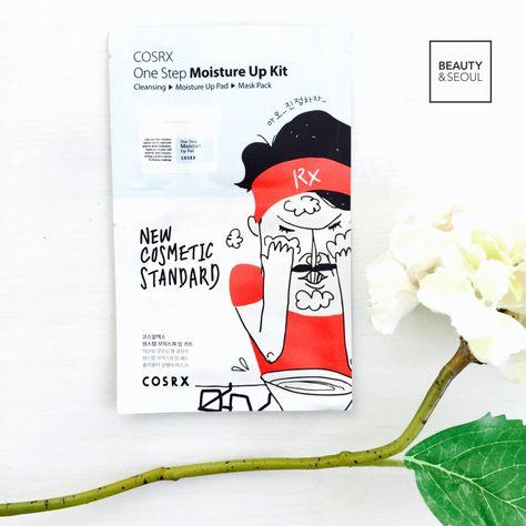 Cosrx One Step Moisture Up Kit Cosrx Moisturizer Skin Care Kit