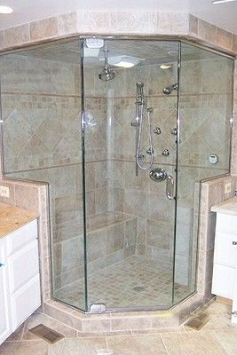 Pin By Nicole Siegel On Master Bath Steam Shower Enclosure Shower Enclosure Steam Showers