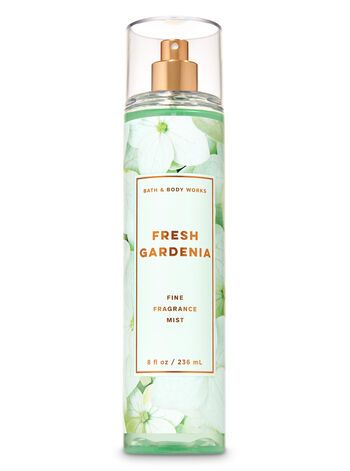 Fresh Gardenia Fine Fragrance Mist Bath Body Works Fragrance