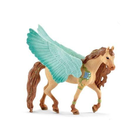 Schleich Bayala Star Pegasus Mare Toy Animal Figure