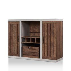 Heffernan 47 25 Wide Sideboard Furniture Of America Furniture Mattress Furniture