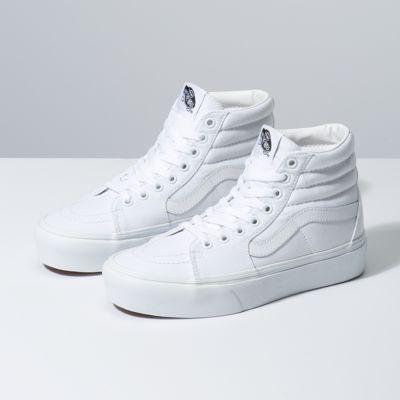 Sk8-Hi Platform 2.0 | Shop Classic Shoes | High top vans ...