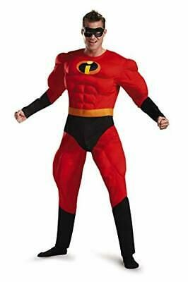 MRS INCREDIBLE THE INCREDIBLES BODYSUIT ADULT WOMENS 2ND SKIN HALLOWEEN COSTUME