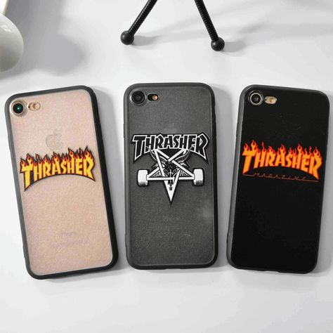 thrasher coque iphone 5