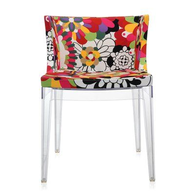Kartell Mademoiselle Chair Frame Finish In 2020 Chair Kartell Chairs Swivel Barrel Chair