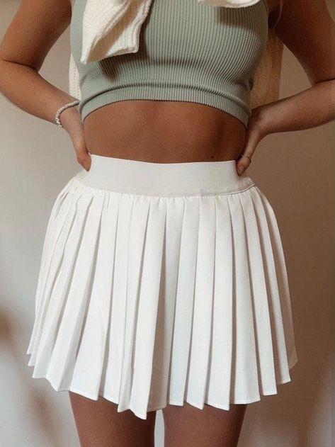 Drop Shot Skirt
