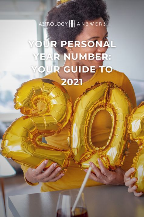 Do you want to know what the year 2021 has in store for you? ✨ Your Personal Year number works in conjunction with your date of birth to give you some insight as to what to expect from the year ahead. #personalyearnumber #2021predictions #2021numerology #numerology #yearlynumerology