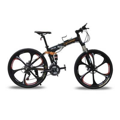 Top 10 Best Folding Mountain Bikes In 2020 Reviews Folding