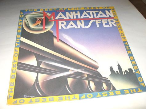The Manhattan Transfer ‎- The Best Of The Manhattan Transfer, Soul-Jazz