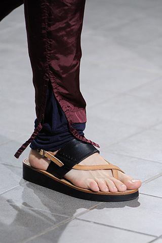 Dries Van Noten Spring Summer 2012 #sandals