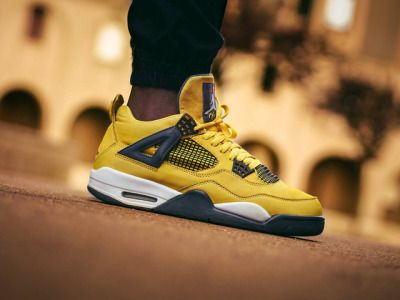 info for f750c f6bea Nike Air Jordan IV Retro  Lightning  - 2013 (by Sébastien David)