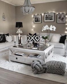 20 idées de salon gris remarquables et inspirantes,  #idees #inspirantes #remarquables #salon