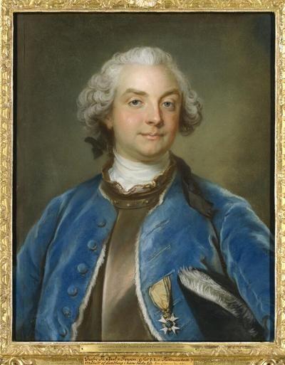 Fredrik Axel von Fersen, 1719-1794, greve | Gustaf Lundberg
