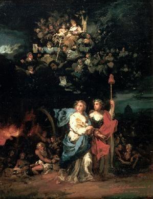 Resultado de imagen de la libertad guiando a la iglesia