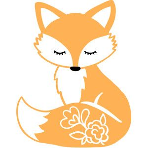 Silhouette Design Store Browse Designs Fox Decal Fox Silhouette Stuffed Animal Patterns